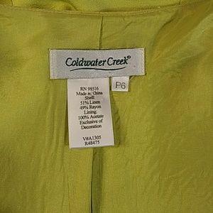 Coldwater Creek Jackets & Coats - Coldwater Creek blazer